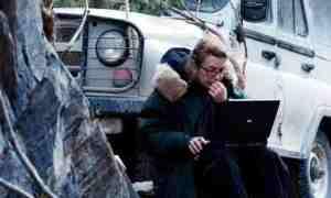 Marie Colvin i Chechnya i 1999