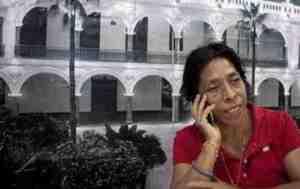 Journalisten Regina Martinez ble kvalt i sitt eget hjem i April.